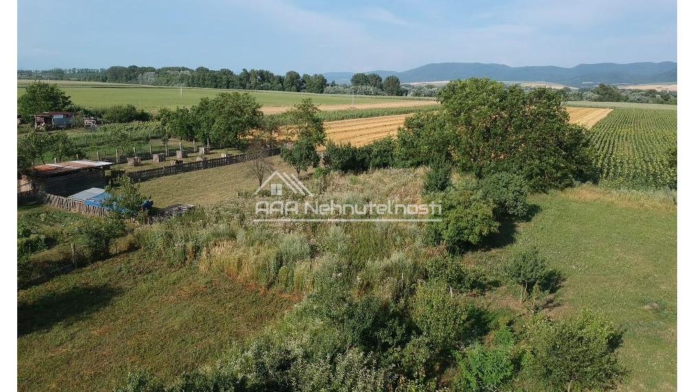 Na predaj stavebný pozemok v obci Kechnec