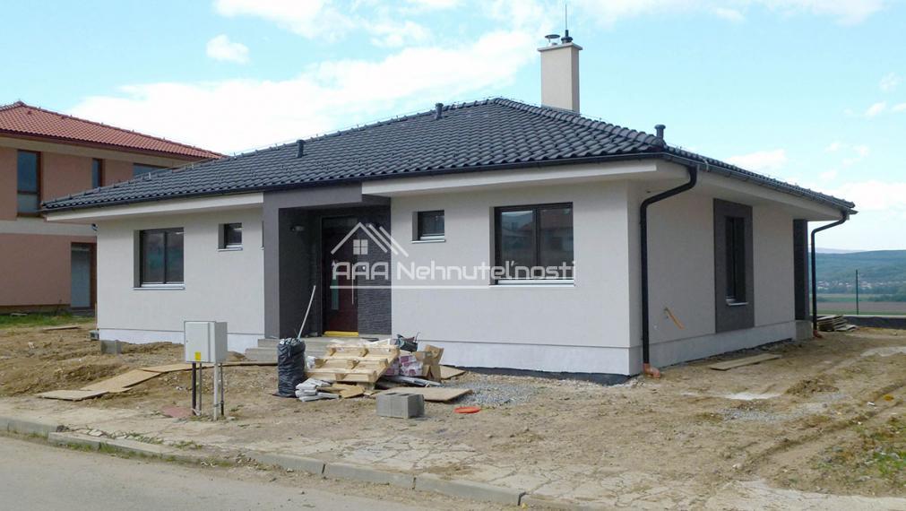 Na predaj novostavba rodinného domu v obci Ruskov