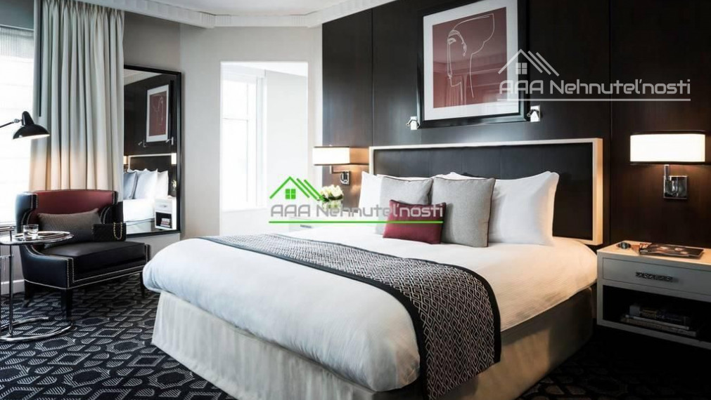 5-izbový luxusný byt, 255 m2, BA I., Žilinská ulica, 4 parkoviská
